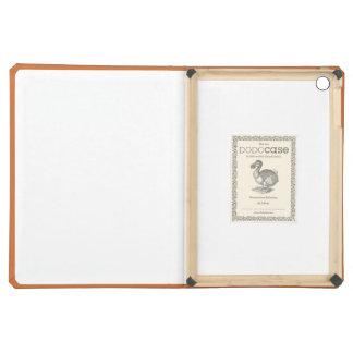 iPadの空気Dodocase (オレンジ)