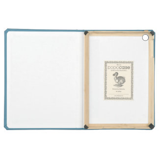 iPadの空気Dodocase (スカイブルー)