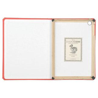 iPadの空気Dodocase (珊瑚)