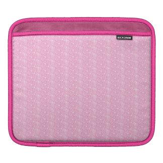 Ipadの袖の明るいピンクのグリッター iPadスリーブ