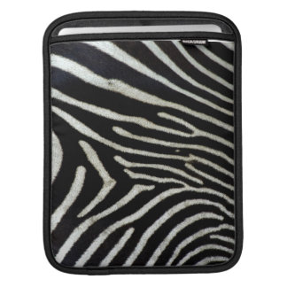 iPadの袖-シマウマ iPadスリーブ