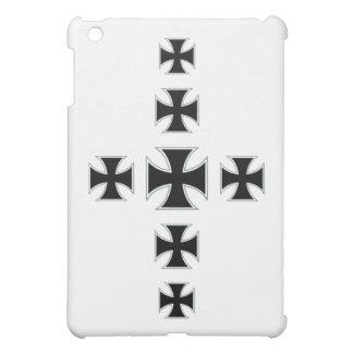 iPadの鉄の十字の場合 iPad Mini Case