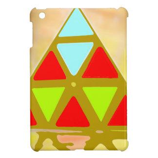 Ipadカスタマイズ小型QPCのテンプレートのiPad Miniケース- iPad Miniケース