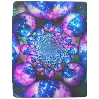 iPadカバー内の宇宙 iPadスマートカバー