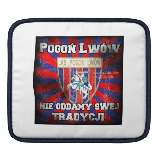 ipadカバーLwówポルスカ iPadスリーブ