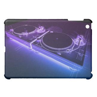 iPad DJ 3Dのターンテーブルの箱 iPad Miniカバー