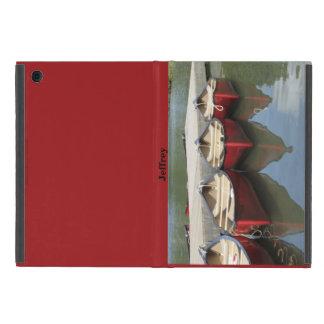iPad Miniのフォリオの場合、赤いカヌー iPad Mini ケース