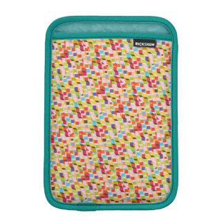 iPad Miniの縦の袖-多彩な幾何学的 iPad Miniスリーブ
