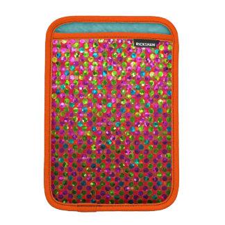 iPad Miniスリーブの水玉模様のSparkleyの宝石 iPad Miniスリーブ