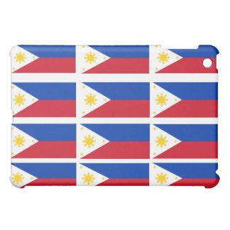 ipadsのためのフィリピンの旗の箱 iPad miniケース