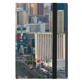 iPadsのためのLas Vegas Boulevardの昼間の空中写真 iPad Mini ケース