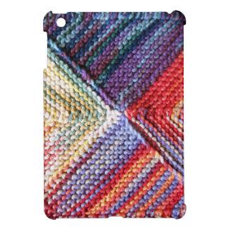 ipc Artisanwareのニットの光沢のあるiPadの小型場合 iPad Mini カバー