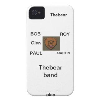 iPhoneおよび帯出登録者 Case-Mate iPhone 4 ケース