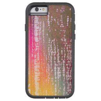 iPhoneのためのヒッピーのドア Tough Xtreme iPhone 6 ケース