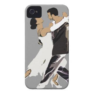 iPhoneのクラシックのカップル Case-Mate iPhone 4 ケース