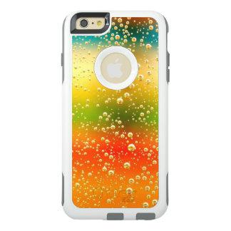 iPhoneのクールな虹の金属desing箱 オッターボックスiPhone 6/6s Plusケース