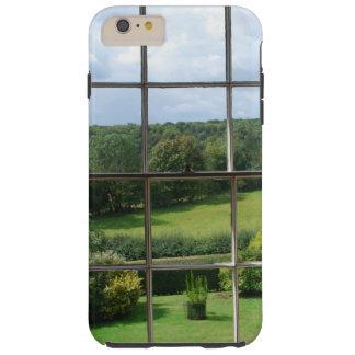 iphoneの堅い場合-窓2 tough iPhone 6 plus ケース