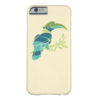 iPhoneの場合のための素晴らしい鳥の絵 Barely There iPhone 6 ケース
