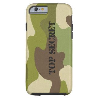 iPhoneの場合の極秘のカムフラージュの軍隊 ケース