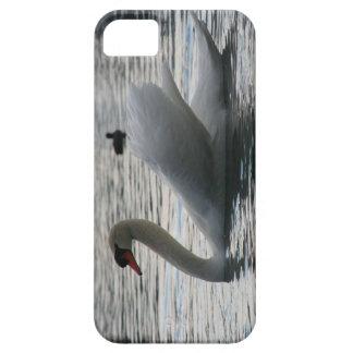 IPHONEの場合の白鳥 iPhone SE/5/5s ケース