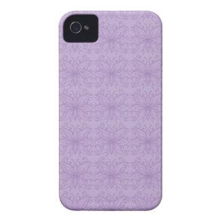 iPhoneの場合の蝶抽象芸術の生地 Case-Mate iPhone 4 ケース