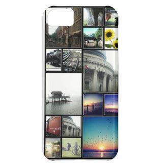 iphoneの場合を共有する写真 iPhone5Cケース