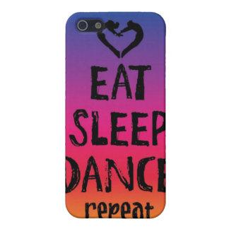 iPhoneの場合を食べて下さい、眠らせて下さい、踊って下さい iPhone 5 Case
