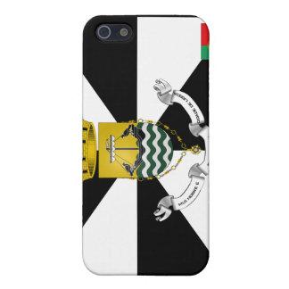 iPhoneの場合リスボンの紋章付き外衣 iPhone 5 Cover