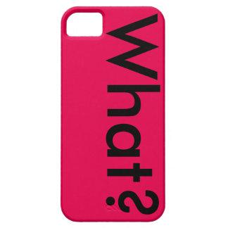 "iPhoneの場合""何"" iPhone SE/5/5s ケース"