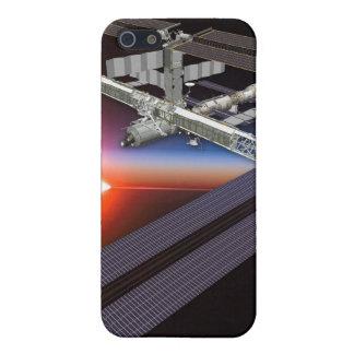 iPhoneの場合/国際宇宙局 iPhone 5 カバー