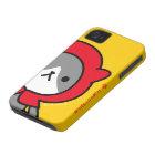 iPhoneの場合-子猫 Case-Mate iPhone 4 ケース