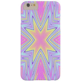 Iphoneの場合、電話箱、星、puple、パターン、デザイン、 スキニー iPhone 6 Plus ケース