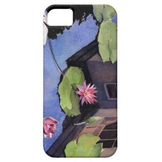 Iphoneの場合、Lillyのパッド iPhone SE/5/5s ケース
