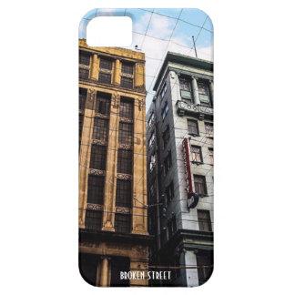 iPhoneの場合Bourkeの通りの建物 iPhone SE/5/5s ケース