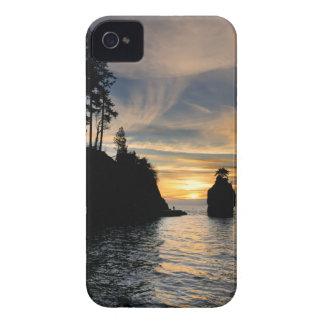 iPhoneの日没の場合(縦) Case-Mate iPhone 4 ケース