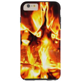 Iphoneの燃える場合 Tough iPhone 6 Plus ケース