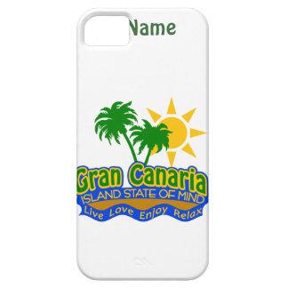 iPhoneの穹窖Gran Canariaの精神状態 iPhone SE/5/5s ケース