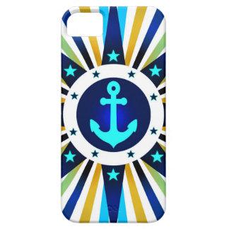 Iphoneの航海のないかりの例 iPhone SE/5/5s ケース