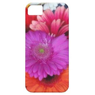 iphoneの花の箱 iPhone SE/5/5s ケース