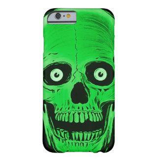iPhoneのSkullyのスカルの恐怖幻影のスカルの箱 Barely There iPhone 6 ケース