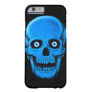 iPhoneのSkullyのスカルの恐怖星のスカルの箱 Barely There iPhone 6 ケース
