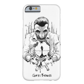 iPhoneカバー-チャールズBukowski Barely There iPhone 6 ケース