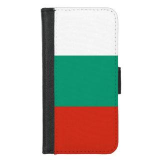iPhoneブルガリアの旗が付いている7/8のウォレットケース iPhone 8/7 ウォレットケース