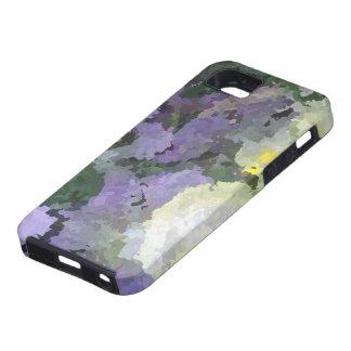 IPhone抽象的な花の5の場合 iPhone 5 Case-Mate ケース