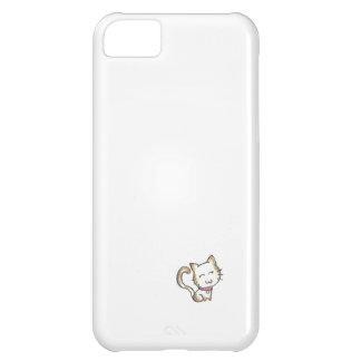 iPhone猫の例 iPhone5Cケース