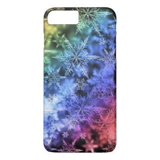 iPhone雪片との7つのケース! iPhone 7 Plusケース