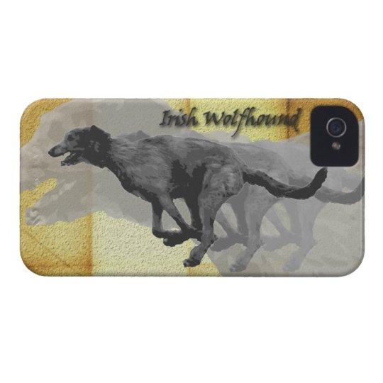 iphone4のためのアイルランドWolfhound1 Case-Mate iPhone 4 ケース