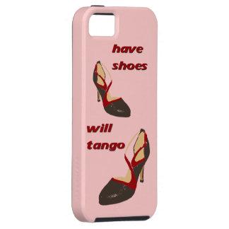 iphone5に靴があります iPhone SE/5/5s ケース