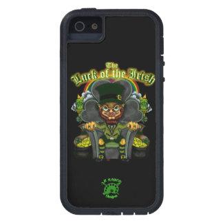 """iPhone5/5sの堅く極度な""""アイルランドの""""場合の運 iPhone SE/5/5s ケース"""