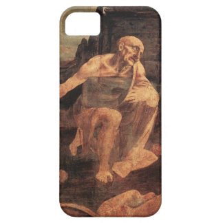 iPhone5 case Leonardo da Vinci St. Hieronymus iPhone SE/5/5s ケース